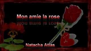 இڿڰۣ-ڰۣ—💖 Mon amie la rose 💖—ۣڰ-ۣڰڿஇ 🎼 🎤 Natacha Atlas 🎤 🎼
