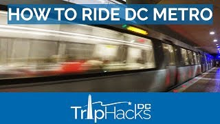 How to Ride Washington DC Metro