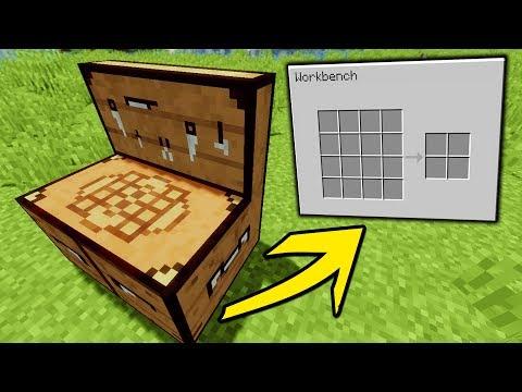 Crafting Table Deutsch
