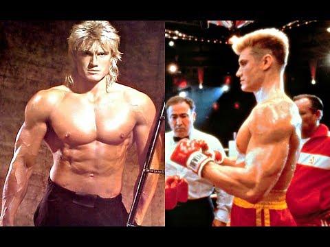 Could Dolph Lundgren have been a bodybuilder?