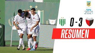 ¡MÁS LÍDER QUE NUNCA! | Banfield 0-3 Colón | RESUMEN