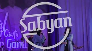 Nissa Sabyan Ft Anisa Rahman  Atouna El Toufule terbaru live Kebumen MP3