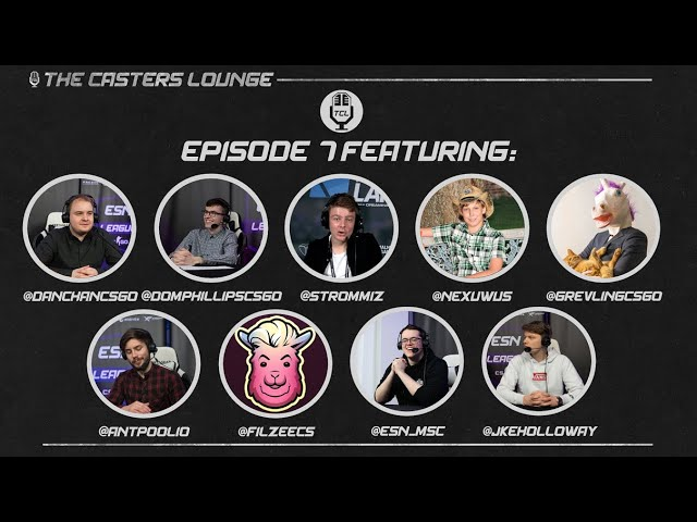 The Casters Lounge - Episode 7