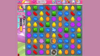 Candy Crush Saga Level 1585  -   no boosters