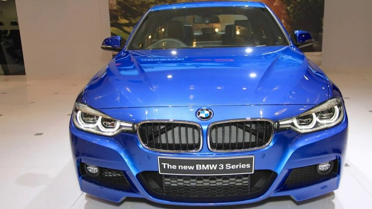 Bmw 340i 2019 >> New BMW 3 Series details on the 2019 - YouTube