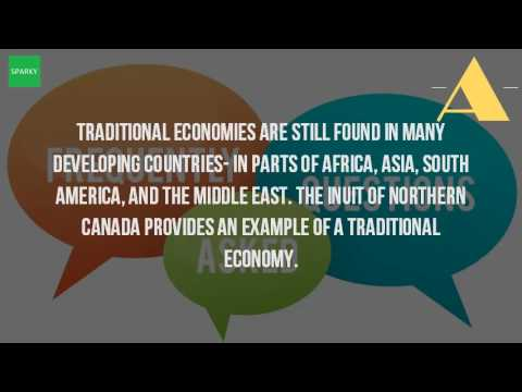 Three types of economies types of economic systems traditional.
