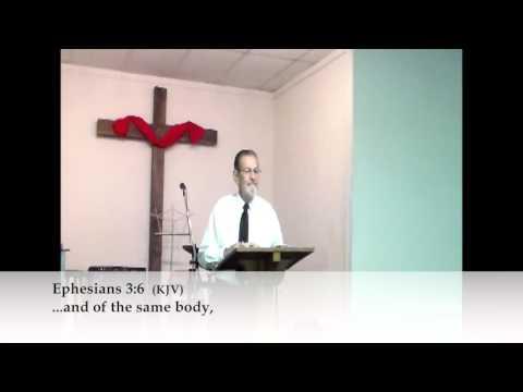 (8) Revealing Ephesians 3:1-10