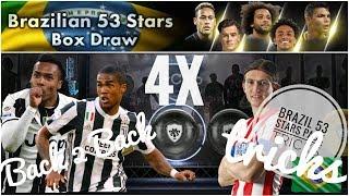 Baixar Brazilian 53 stars box draw opening || Pes 2018