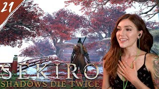 WE GOT HIM! & Meeting the Corrupted Monk | Sekiro: Shadows Die Twice Pt. 21 | Marz Plays