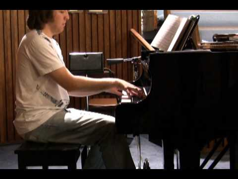 Come Thou Fount of Every Blessing Piano Solo- Gospel