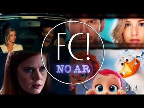 FC! No Ar – Passageiros, Animais Noturnos, Escape 60, Cegonhas e O Silêncio do Céu