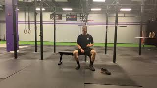 Body Armor By Tank Ep 37; Self Foot Mobilization = Better feeling feet = better day at work