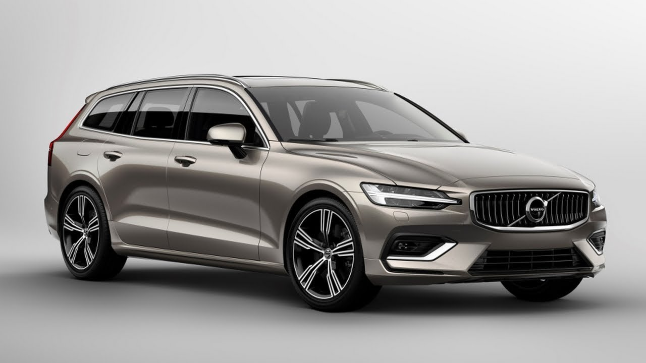 Fantastic 2018 Volvo V60 R Design Review