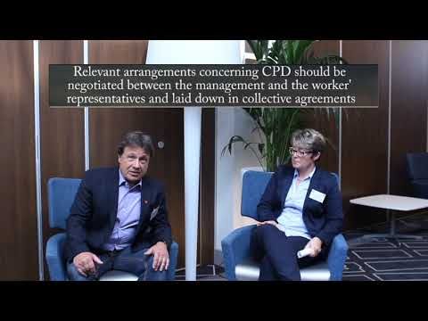 Film extracts interviews (long version) - Conference on CPD - Amsterdam, 19 & 20 June 2017
