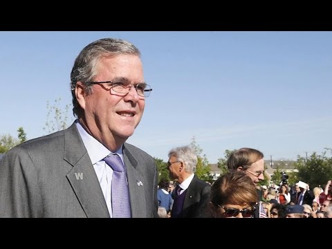 George W. Bush encourages brother Jeb to run for president in 2016