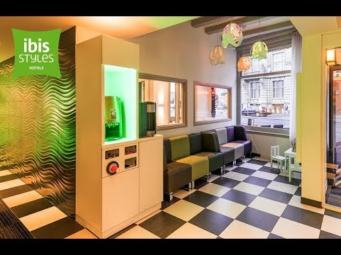 Discover ibis Styles Amsterdam Central Station • Netherlands • creative by design hotels • ibis