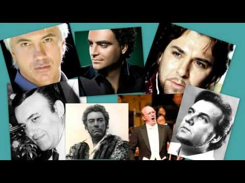 Famous arias from operas