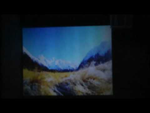 60 inch image projector video