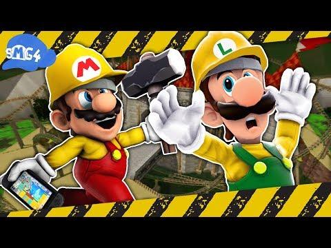 SMG4: Stupid Mario  Maker 2