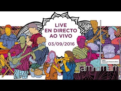 JAM no MAM - Live / ao vivo - 03/09/2016
