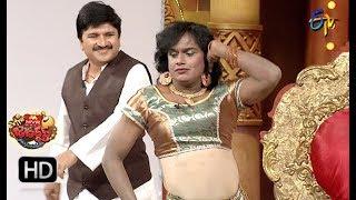 Download Video Rocket Raghava Performance | Extra Jabardasth | 14th December 2018 | ETV  Telugu MP3 3GP MP4