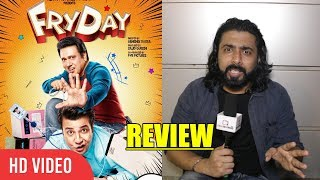 FRYDAY Movie Review By Amarpreet | Govinda, Varun Sharma, Digangana Suryavanshi