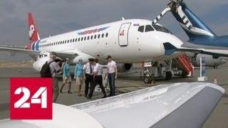 Авиашоу в Бахрейне переговоры, сделки и высший пилотаж - Россия 24