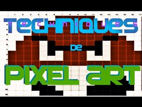 Tutoriel Minecraft Fr Comment Faire Du Pixel Art Sunneversleep Youtube