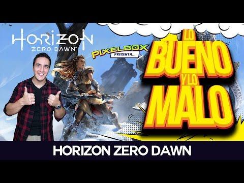 (REVIEW) HORIZON ZERO DAWN / Lo Bueno y Lo Malo