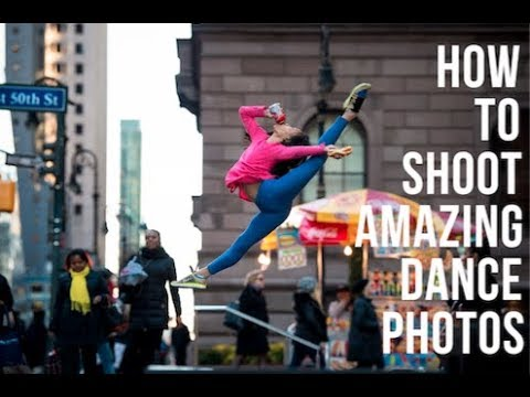 How to Shoot Amazing Dance Photos That Will Go Viral | Shutt