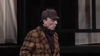 """""""Sherlock Holmes und die Kehrwoche des Todes"""" - Schauspielbühnen in Stuttgart"""