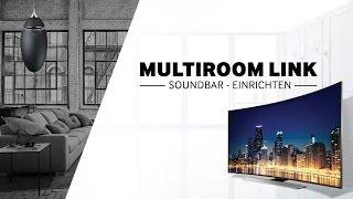 Samsung Soundbar  -  Multiroom Link 5/5