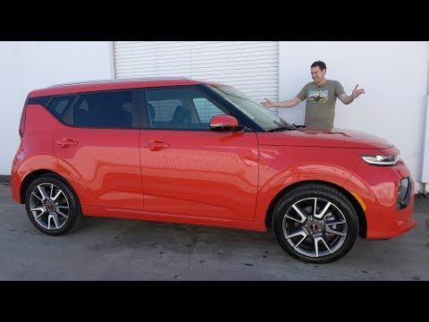 Here's Why the 2020 Kia Soul Is My Favorite Small Car