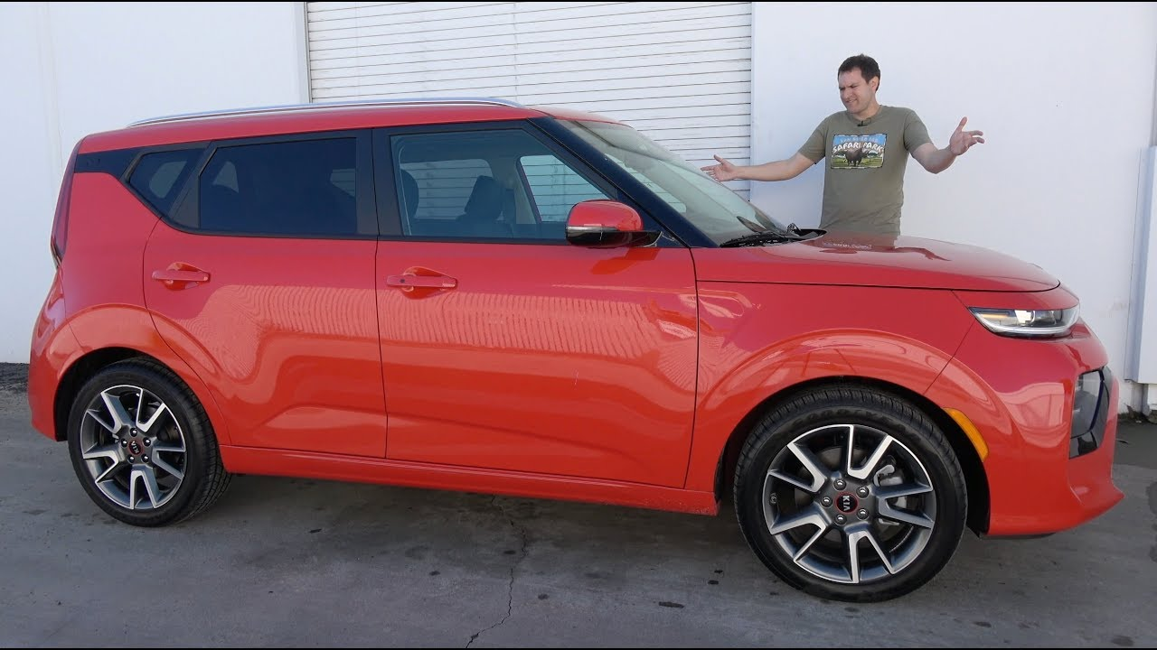 Here S Why The 2020 Kia Soul Is My Favorite Small Car Youtube