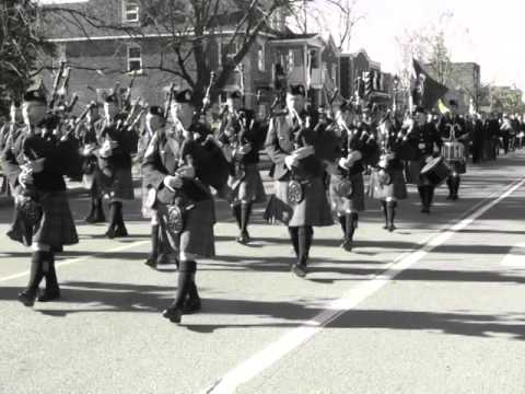 Remembrance Day 2014 Aylmer Quebec