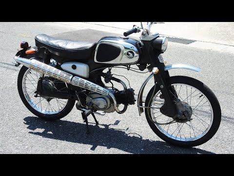 HONDA スポーツカブC110