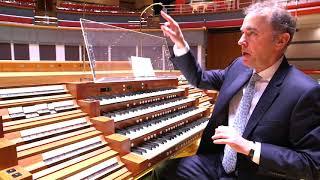 THSH: Thomas Trotter - Symphony Hall Organ Demo