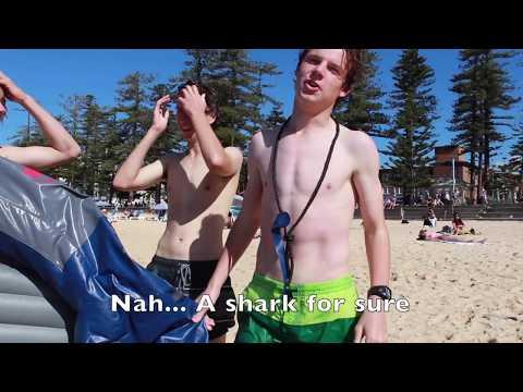 Interviewing teens in Australia