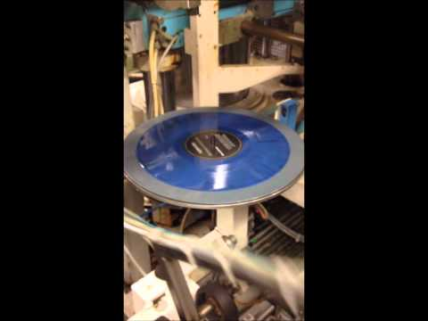 Supersister - Dreaming Wheelwhile blue vinyl pressing