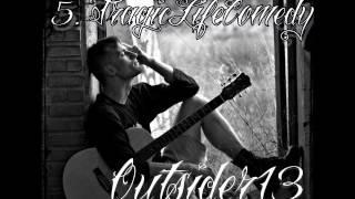 Repeat youtube video Outsider13 - No String / Sin Cuerda / Bez Struny - Full Album