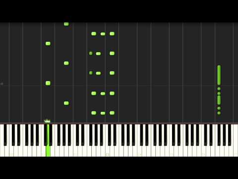 Clannad OST - Hurry Starfish (piano)