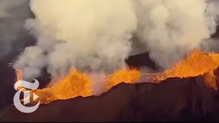 Volcanic Eruptions | How It Happens | The New York Times