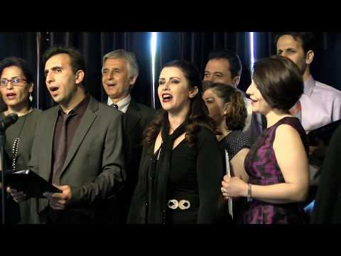 """Highlights of the performances at our first """"7-ci Mahnı"""" event - Part 1 of 2"""