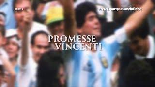 Promesse Vincenti - Dal 26 settembre ore 14.30 su Rete8 Sport