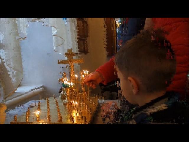 Изображение предпросмотра прочтения – АндрейРомашев читает произведение «Ангел (По небу полуночи ангел летел…)» М.Ю.Лермонтова