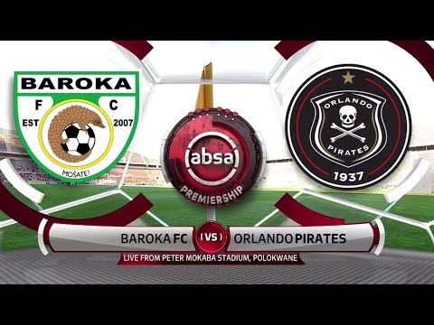Absa Premiership 2018/19 - Baroka FC vs Orlando Pirates