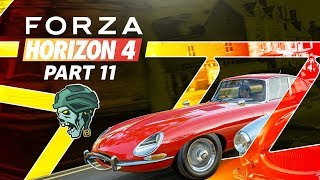"Forza Horizon 4 PC Gameplay Walkthrough - Part 11 - ""STUNT DRIVER"" (Let"