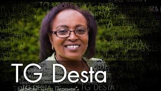 TG Desta (миссионер из Эфиопии)   Воскресное Служение 15.11.2015