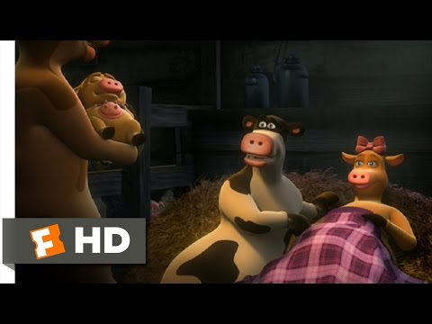 Barnyard 10 Movie Clip Daisy Gives Birth 2006 Hd