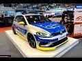 VOLKSWAGEN VW GOLF 7 R POLIZEI CAR GERMAN POLICE NEW MODEL ! WALKAROUND + INTERIOR